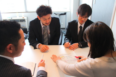 営業所が風俗営業許可申請可能か検討