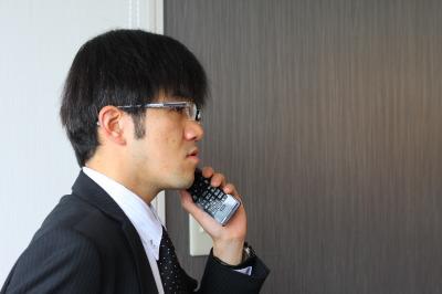 行政書士へ電話相談予約